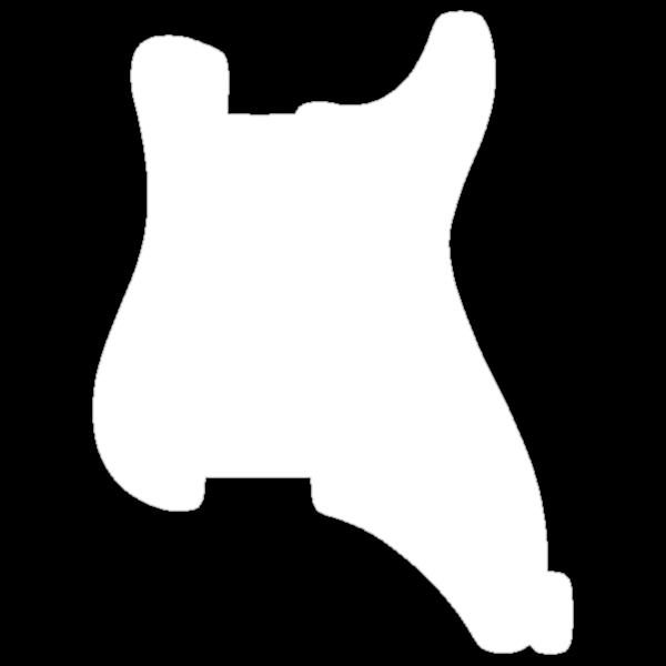 Guitar Body by Stuart Stolzenberg