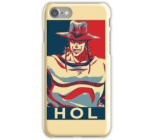 I Stand With Hol Horse iPhone Case/Skin