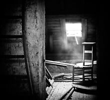 Church attic. by Sime Jadresin