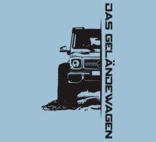 Das Geländewagen (6x6) One Piece - Short Sleeve