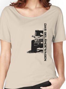 Das Geländewagen (6x6) Women's Relaxed Fit T-Shirt