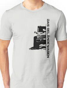 Das Geländewagen (6x6) Unisex T-Shirt