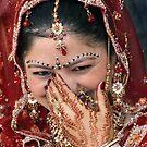 Bride-I by RajeevKashyap