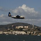 Fat Albert over the Rock by fototaker