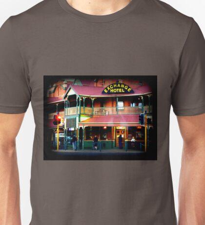 Sunday Morning, Exchange Hotel Kalgoorlie Unisex T-Shirt