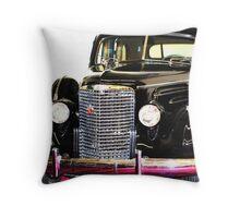 Cadillac Classic Throw Pillow