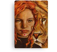 Fear-free Canvas Print
