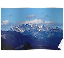 Central Cascades Poster