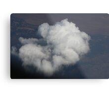 Ariel Cloudscape Metal Print