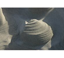 beautiful sand sculptures Photographic Print