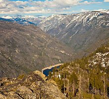 Hetch Hetchy Valley by Nickolay Stanev