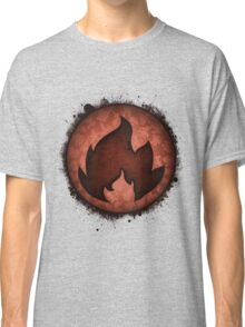 The Fire Types Classic T-Shirt