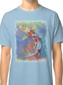 Butterfly Koi Fish Classic T-Shirt