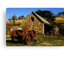 Carcoar NSW ~ Stoke Stables Museum Canvas Print