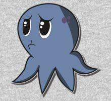 Lonely Octopus Kids Tee