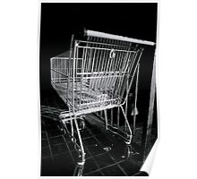 Shopping Trolley 77 Poster