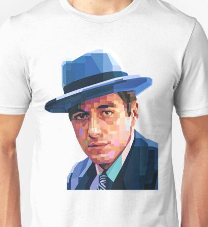 AL PACINO THE GODFATHER GRAPHIC ART PORTRAIT Unisex T-Shirt