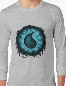 The Water Types Long Sleeve T-Shirt