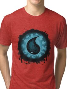 The Water Types Tri-blend T-Shirt