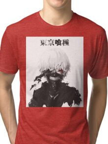 Anime: Tokyo Ghoul Tri-blend T-Shirt