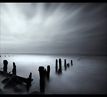 Sandsend VIII by Ian Parry
