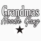 Grandmas Hoodie Gang by Melissa Park