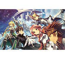 Anime: SWORD ART ONLINE Photographic Print