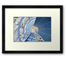 California Screamin' Framed Print