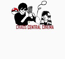 Chaos Central Cinema Reference Design Unisex T-Shirt