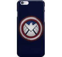 The Captain's S.H.I.E.L.D. iPhone Case/Skin