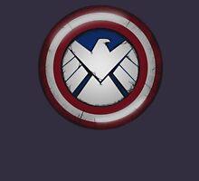 The Captain's S.H.I.E.L.D. Unisex T-Shirt