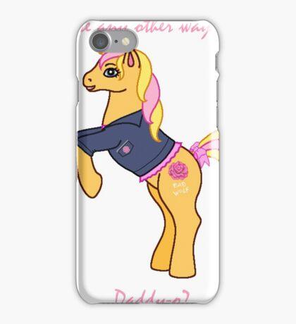 Rose Tyler Retro Pony (Doctor Who) iPhone Case/Skin