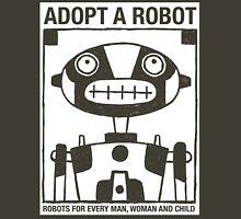 Adopt a Robot Unisex T-Shirt