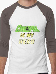 Calpal Is My Hero Men's Baseball ¾ T-Shirt