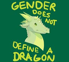 Gender Does Not Define Dragons T-Shirt