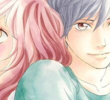 Anime: AO HARU RIDE Sticker