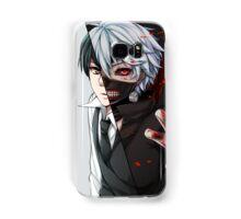 Anime: TOKYO GHOUL - Kaneki Samsung Galaxy Case/Skin