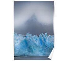 Glacier Mist Poster