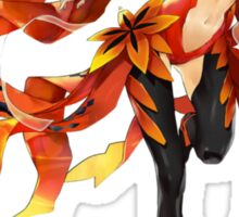 Anime: Guilty Crown Sticker