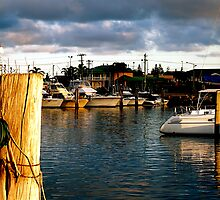 Safe Harbour - Bermagui NSW by tianakaesha