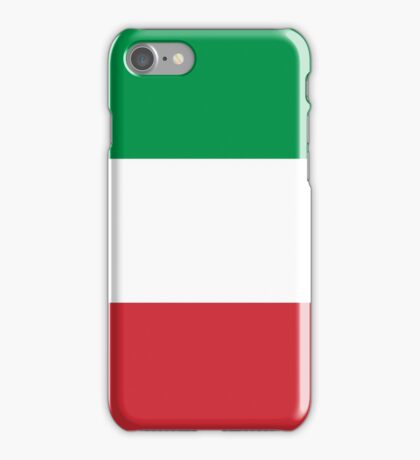Italy World Cup Flag - Italian T-Shirt iPhone Case/Skin