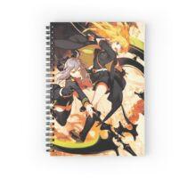 Anime: Owari no Seraph Spiral Notebook