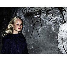 Vera Photographic Print