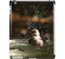 Bath Day iPad Case/Skin