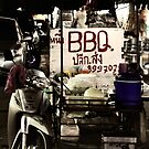BBQ - Thai Style by Trish Woodford