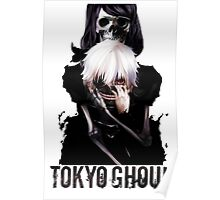Anime: TOKYO GHOUL - Kaneki & Rize Poster