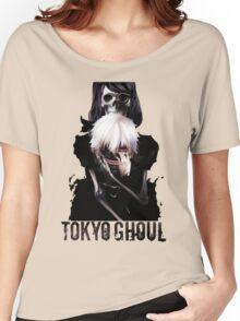 Anime: TOKYO GHOUL - Kaneki & Rize Women's Relaxed Fit T-Shirt