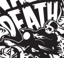 Wall of Death Sticker