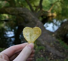 Love is everywhere.  by Thomas Mundy