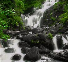 Torc Waterfall by JamieOSullivan